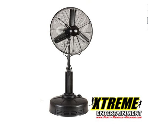 "24"" OUTDOOR MISTING FAN"