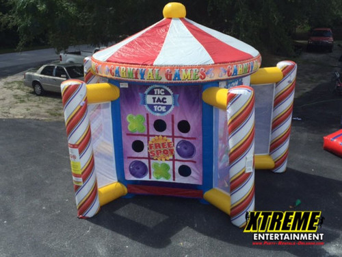 5 in 1 Inflatable Carnival Game