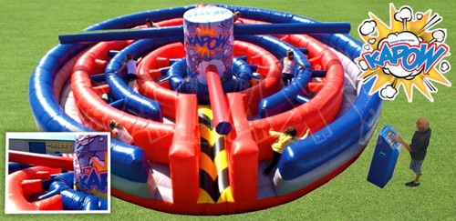 KAPOW Giant Inflatable Game