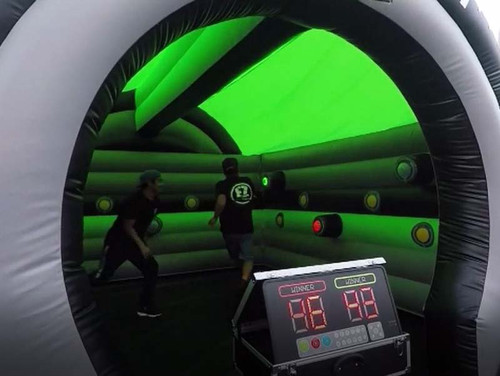 Battle Dome Interactive Arena