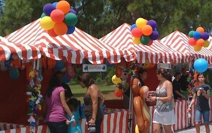Carnival Games, Tents & Concessions