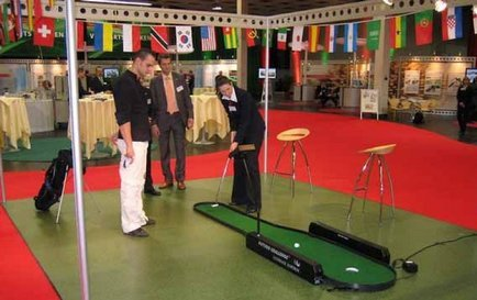 Trade Show Traffic Building & Equipment