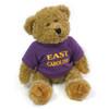 Deluxe Brown East Carolina Teddy Bear in Sweater