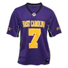 Youth Jersey Purple and Black #7