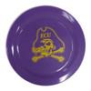Classic Purple Jolly Roger Frisbee