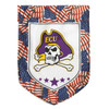 American Flags Jolly Roger Shield Flag Design