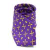 Purple ECU ICON Necktie