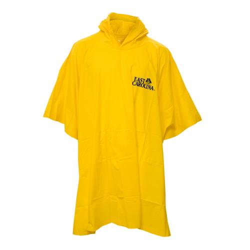 Gold Heavy Duty East Carolina Rain Poncho