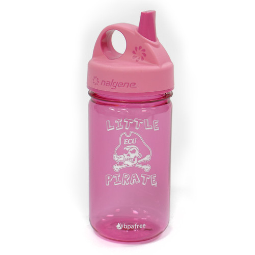 Pink Little Pirate Sippie Cup
