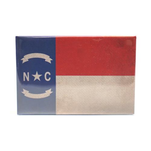North Carolina State Flag Refrigerator Magnet