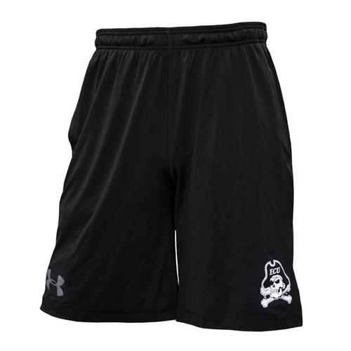 Black Jolly Roger Heatgear Shorts