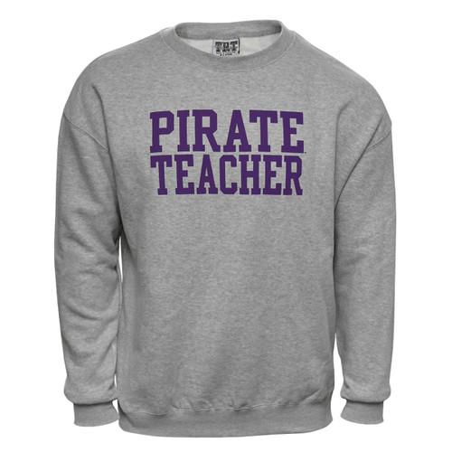 Oxford Pirate Teacher Crewneck Sweatshirt