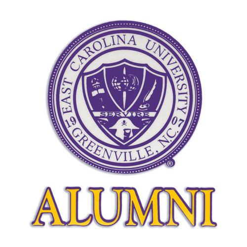 Decal Alumni Seal