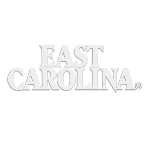 White East Carolina Decal