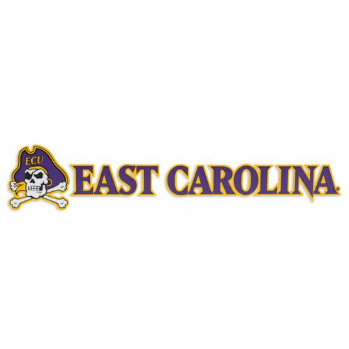 Decal East Carolina Strip