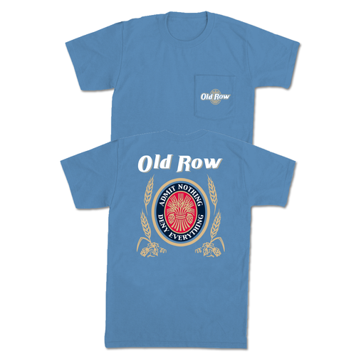 Old Row Denim Retro Can
