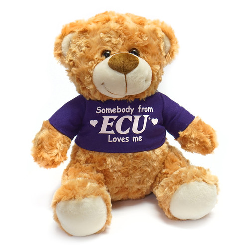 Brown Bear Somebody from ECU Loves Me