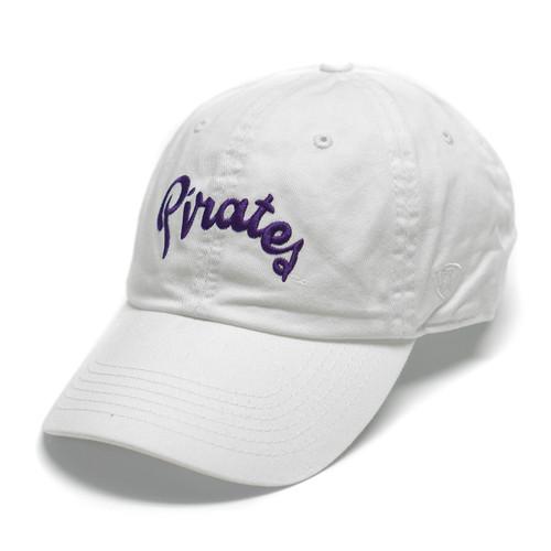 Vault White Pirates Adjustable Cap