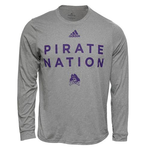 Oxford Pirate Nation Long Sleeve Creator Tee
