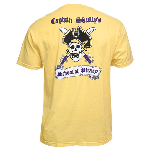Captain Skully's School of Piracy Butter Tee