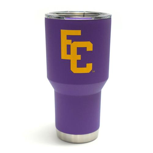 Vault Purple East Carolina 30oz Tumbler