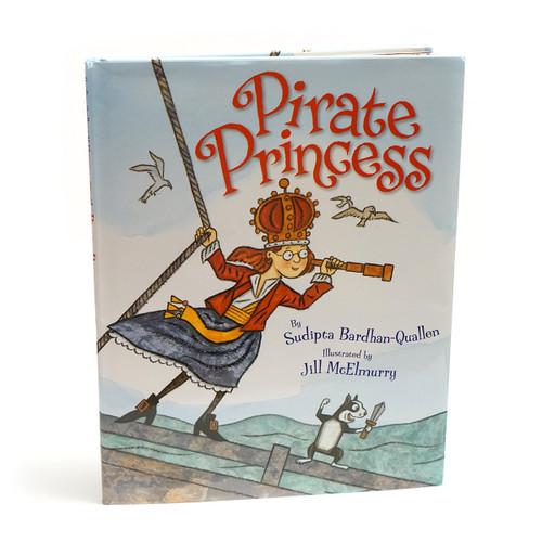 Pirate Princess Children's Book