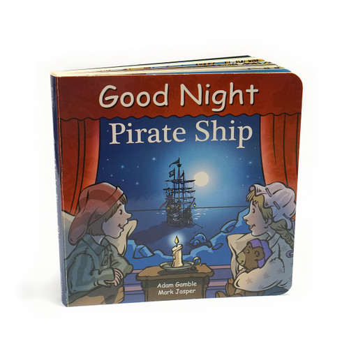 Good Night Pirate Ship Children's Book