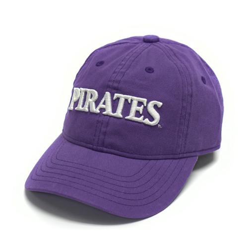 Cap Youth Lavender Pirates White