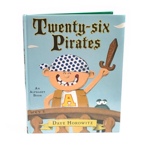 Twenty-Six Pirates an Alphabet Book