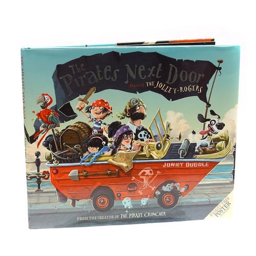 The Pirates Next Door A Childrens Book