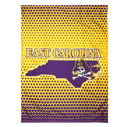 ECU Home State East Carolina House Flag