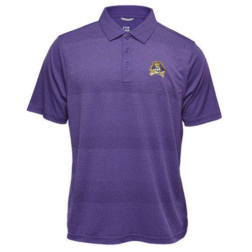 Purple Polo Thick Fade Stripe
