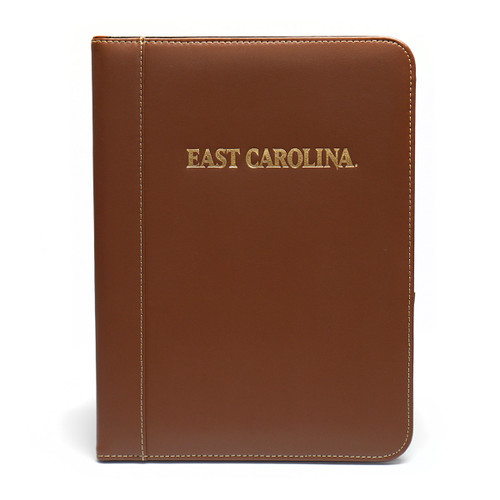 Padholder East Carolina Leather Stitch