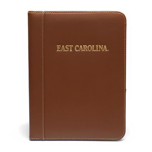 Padholder East Carolina Leather Stitch