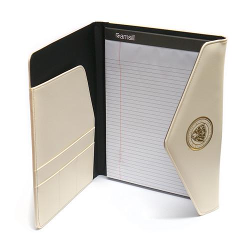Trifold Cream Envelope Padholder