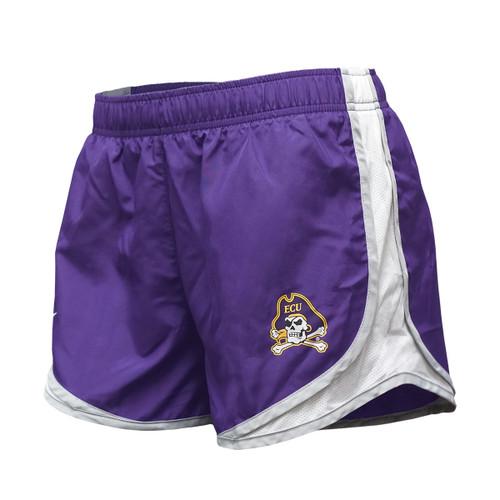Ladies Purple Tempo Shorts