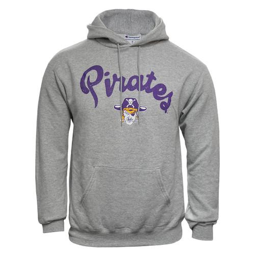 Grey Hoodie Vault Pirate Sabre
