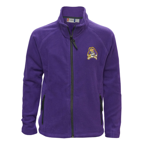 Purple Youth ECU Microfleece Jacket