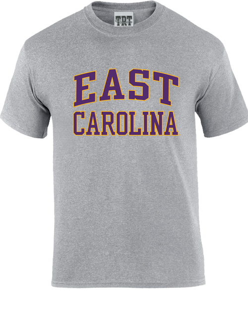 Oxford Youth East Carolina Arch Tee