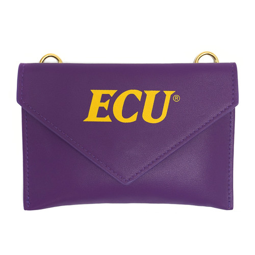 Kara Purple ECU Crossbody Purse