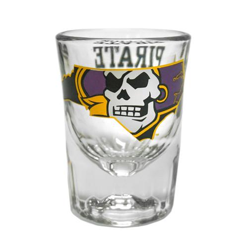 Heavy Pirate Nation Shot Glass
