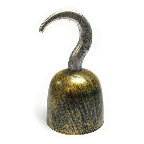 Weathered Pirate Hook Toy