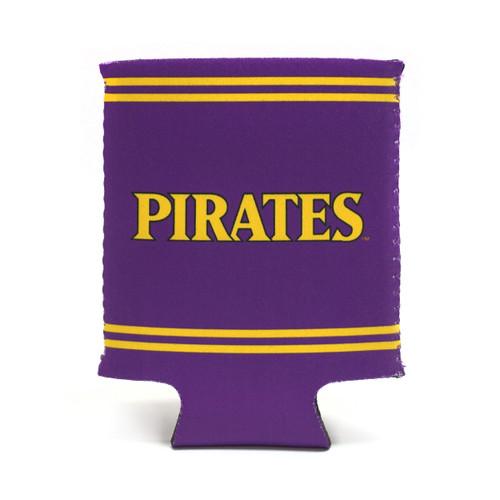 Purple Pirates & Jolly Roger Koozie