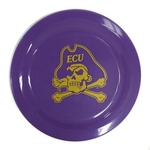 Purple Jolly Roger Frisbee