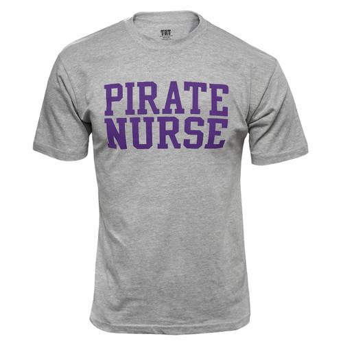 Oxford Pirate Nurse ECU Tee