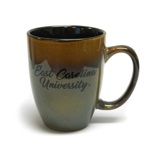 Natural Glaze East Carolina Coffee Mug