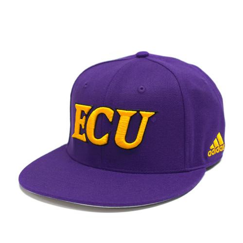 "Purple ""On The Field"" ECU Fitted Baseball Cap"