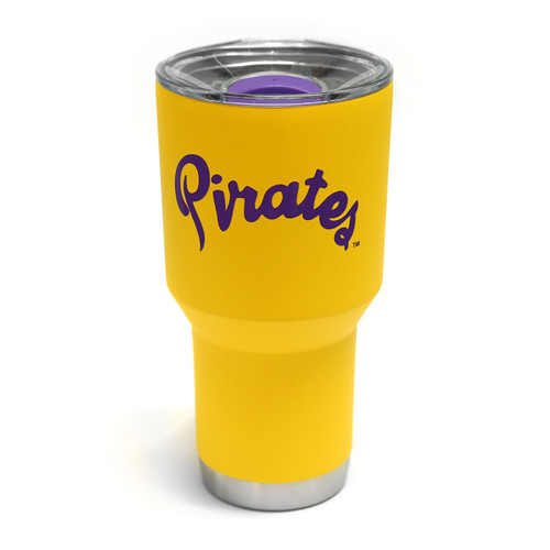 Gold 30oz Pirates Vault Tumbler
