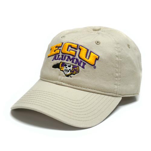 ECU Alumni Stone Cap