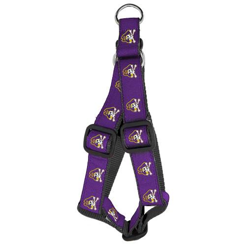 ECU Dog Step-In Harness